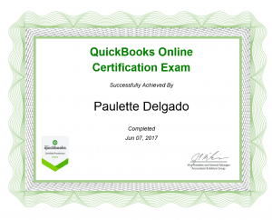 Malibu Quickbooks certified bookkeeping